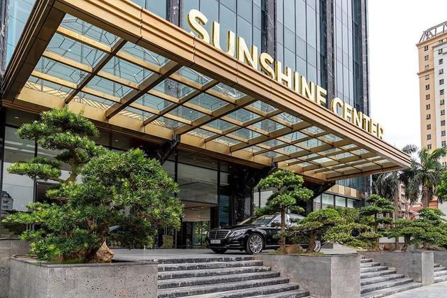 """Sunshine Center – """"phiên bản giới hạn"""" của cuộc sống tiện nghi tại Hà thành - Ảnh 1."""