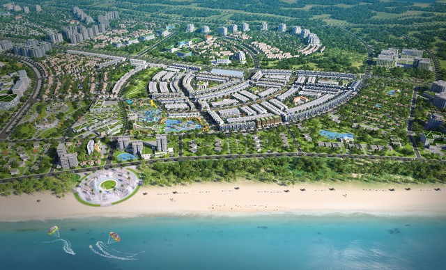 Tiềm năng đầu tư bất động sản tại thiên đường nghỉ dưỡng mới Quy Nhơn - Ảnh 1.