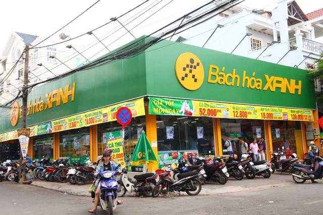 Choáng với cửa hàng Bách Hóa Xanh Bình Phước, doanh thu 1 ngày bằng cả tháng siêu thị 'nhà người ta' - Ảnh 2.