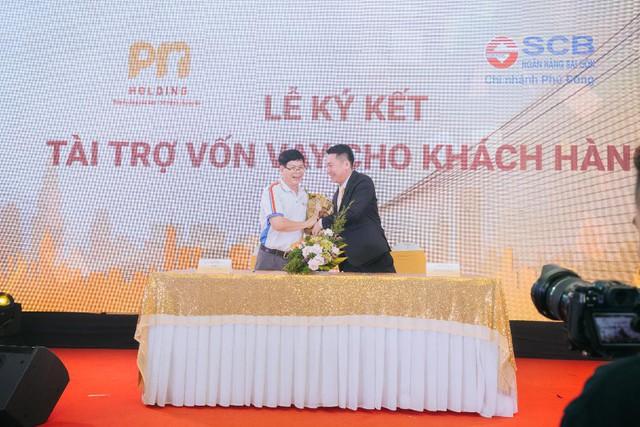 Sàn BĐS PNR Holding bắt đầu hành trình chinh phục khách hàng - Ảnh 2.