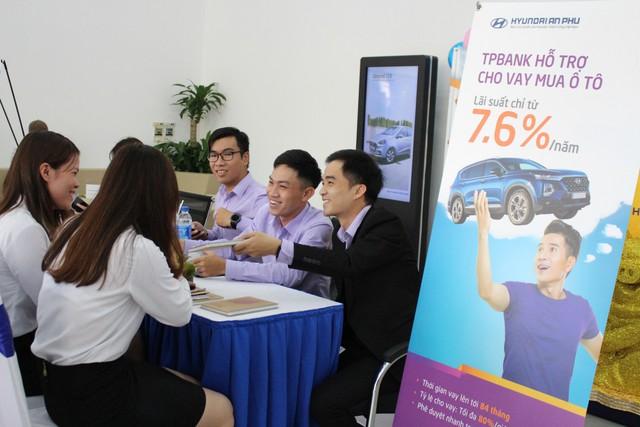 Hyundai an phú phát triển vượt bậc về bán hàng chỉ sau 9 tháng hoạt động - Ảnh 1.