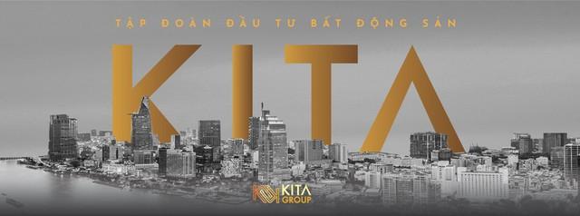 KITA Group: Kinh doanh bất động sản muốn bứt phá cần phải có tầm nhìn tốt - Ảnh 1.