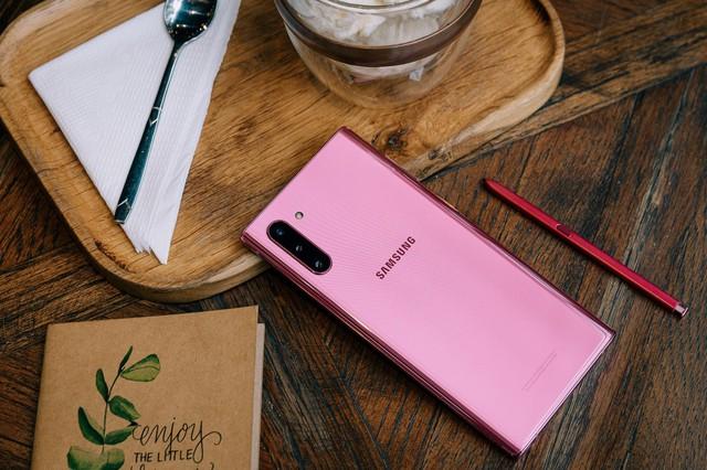 Samsung và cuộc cách mạng để Galaxy Note10 trở thành smartphone hàng đầu của mọi smartphone - Ảnh 6.