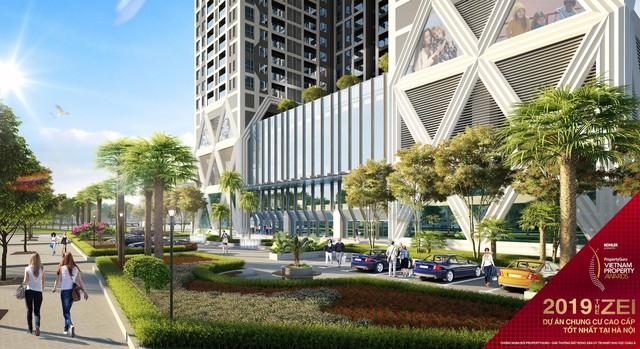 The Zei là một trong những dự án đang được phát triển trong bối cảnh khan hiếm nguồn cung bất động sản cao cấp.