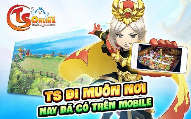 5 Lý do tại sao bạn phải chơi TS Online Mobile - ảnh 2