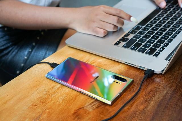 Ngại mang laptop to nặng sao không thử Galaxy Note10 - Ảnh 4.