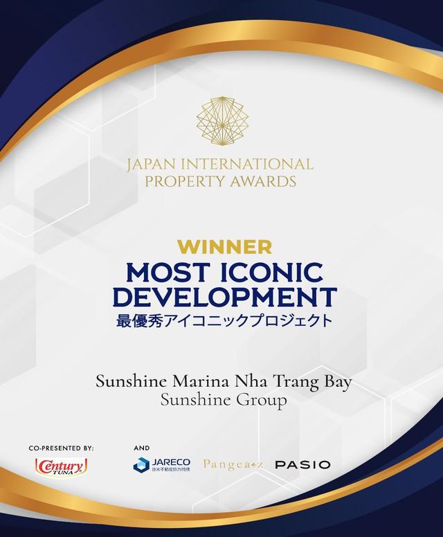 Sunshine Marina Nha Trang Bay - Công trình mang tính biểu tượng phát triển xuất sắc nhất 2019 - Ảnh 1.