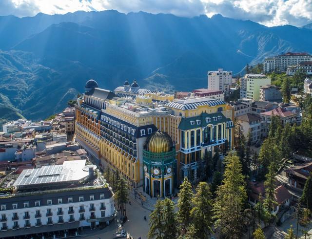 Choáng với vẻ đẹp của khách sạn ở Sa Pa trên CNN - Ảnh 2.