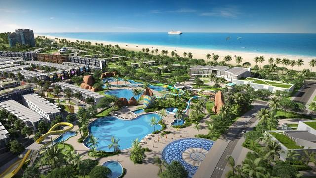 Nhơn Hội New City – Lợi thế đầu tư đất nền ven biển - Ảnh 1.