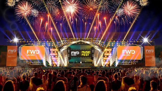 Nghẹt thở đón chờ sự xuất hiện của Sơn Tùng, Tóc Tiên, Đen Vâu tại lễ hội âm nhạc siêu khủng tại SVĐ Mỹ Đình - Ảnh 1.
