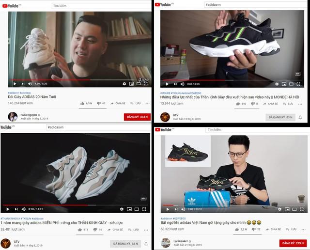 Sốt xình xịch với cuộc chiến OZWEEGO giành giày adidas miễn phí - ảnh 2
