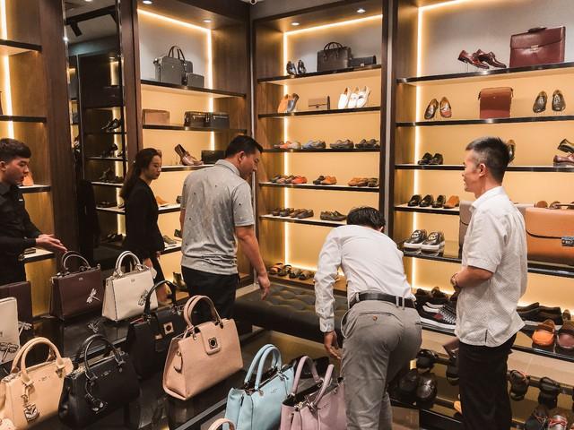 Thương hiệu Valentino Creations khai trương cửa hàng mới ngay cửa ngõ Thành phố Hồ Chí Minh - Ảnh 2.