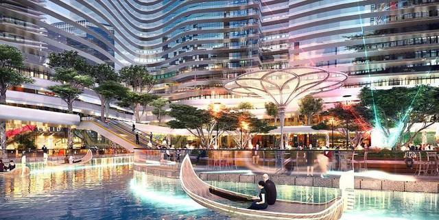 Sunshine Marina Nha Trang Bay - Công trình mang tính biểu tượng phát triển xuất sắc nhất 2019 - Ảnh 2.