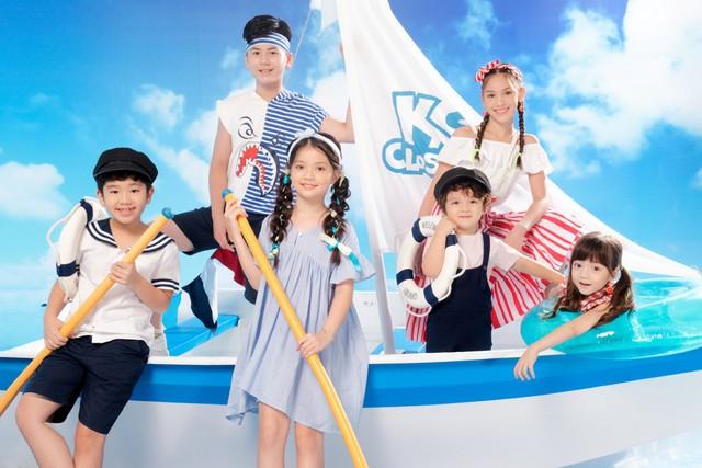 Cái bắt tay giúp K's Closet bùng nổ hệ thống thời trang trẻ em cao cấp tại Việt Nam - Ảnh 2.