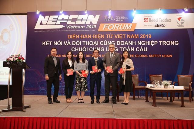 Cơ hội vàng ngành điện tử tại Triển lãm NEPCON 2019 - Ảnh 2.