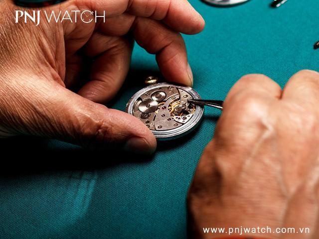 Đồng hồ Thụy Sỹ: Hào quang Swiss Made tạo nên từ khối óc, sự bền bỉ và lòng tự tôn dân tộc - Ảnh 3.