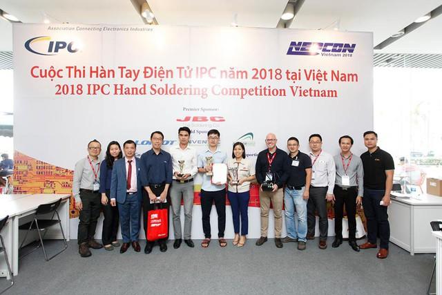 Cơ hội vàng ngành điện tử tại Triển lãm NEPCON 2019 - Ảnh 3.