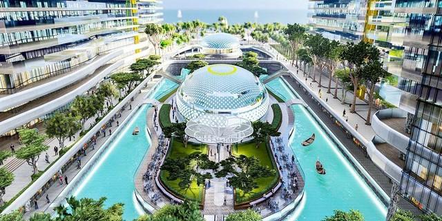 Sunshine Marina Nha Trang Bay - Công trình mang tính biểu tượng phát triển xuất sắc nhất 2019 - Ảnh 4.