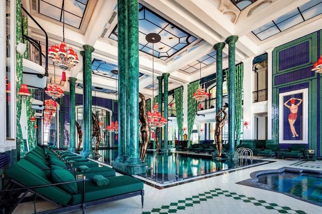 Choáng với vẻ đẹp của khách sạn ở Sa Pa trên CNN - Ảnh 8.