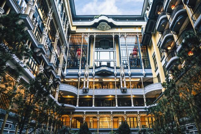 Choáng với vẻ đẹp của khách sạn ở Sa Pa trên CNN - Ảnh 10.