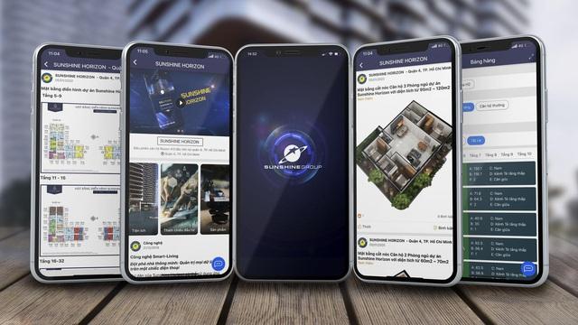 Ra mắt Sunshine App, khách hàng trúng tiền tỷ - Ảnh 2.