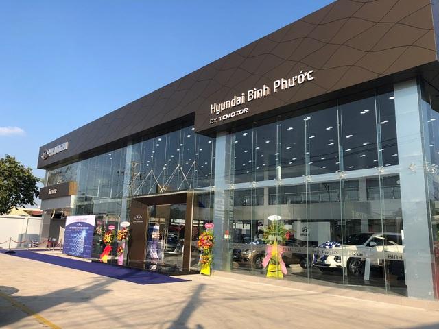 Hyundai Bình Phước 3S - Đại lý Hyundai 3S đầu tiên tại Bình Phước - Ảnh 1.