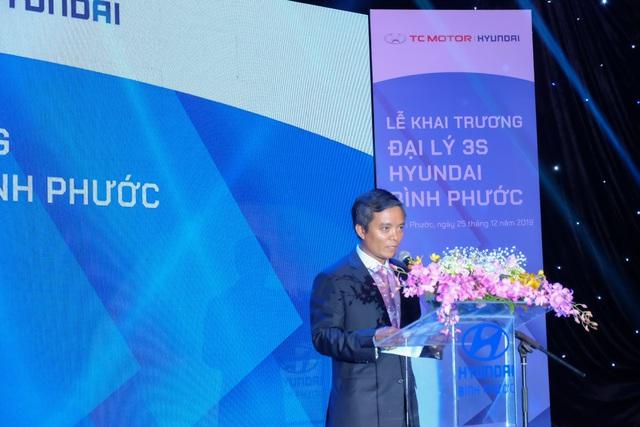 Hyundai Bình Phước 3S - Đại lý Hyundai 3S đầu tiên tại Bình Phước - Ảnh 2.