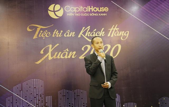 Cư dân đánh giá cao tính nhân văn trong các công trình của Capital House - Ảnh 1.