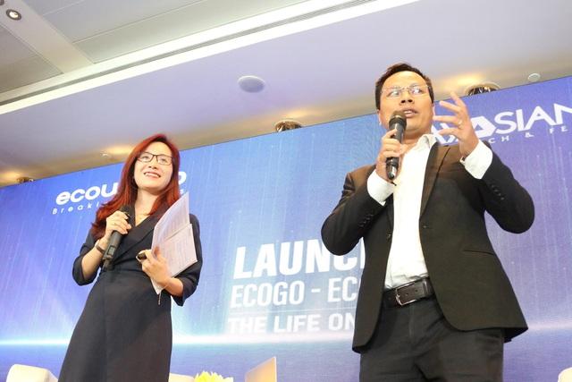 Tập đoàn Ecoworld giới thiệu ứng dụng hệ sinh thái Blockchain Ecogo tại Singapore - ảnh 2