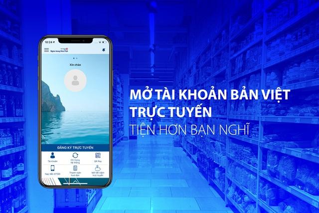 Mở tài khoản ngân hàng từ điện thoại, chưa bao giờ dễ đến thế - Ảnh 1.