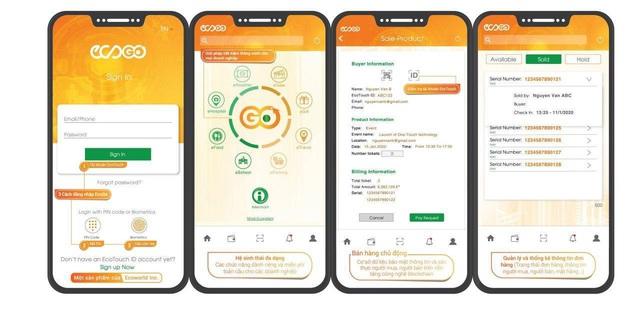 Tập đoàn Ecoworld giới thiệu ứng dụng hệ sinh thái Blockchain Ecogo tại Singapore - ảnh 3