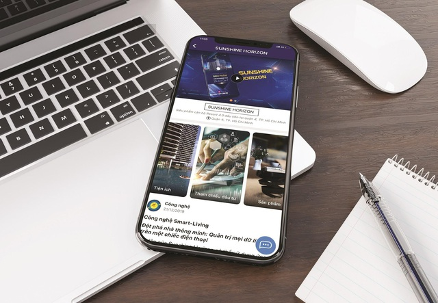 Sunshine App - Xu hướng công nghệ mới trên thị trường bất động sản - Ảnh 3.