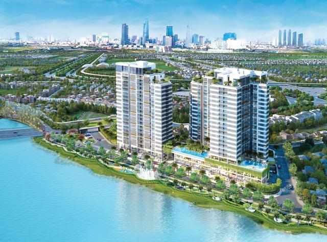 Năm 2020, giới đầu tư vẫn tìm kiếm căn hộ ven sông - Ảnh 1.