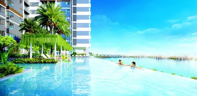 Năm 2020, giới đầu tư vẫn tìm kiếm căn hộ ven sông - Ảnh 2.