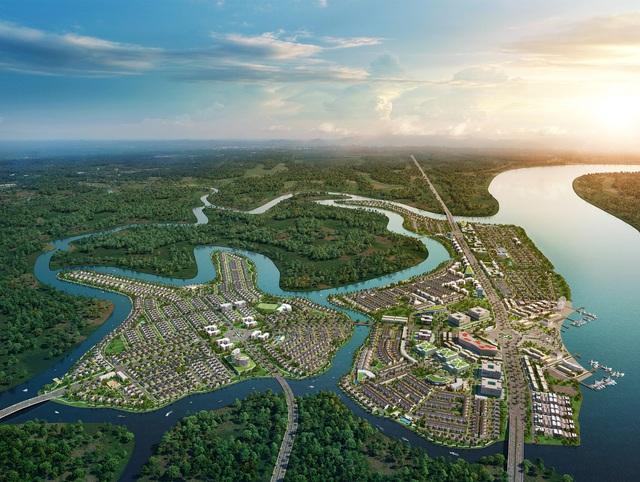 Bất động sản 2020: Dòng vốn tiếp tục đổ về các đô thị sinh thái ven đô? - Ảnh 1.