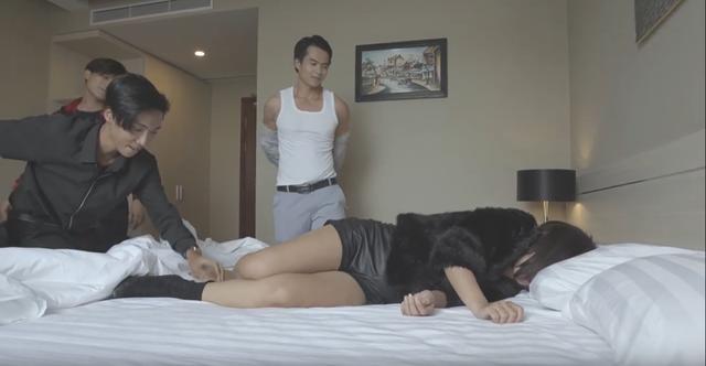 """""""Thầy giáo"""" Lâm Chấn Khang xuất hiệp kịp thời cứu """"hot girl ống nghiệm"""" khỏi tình huống nguy hiểm - ảnh 7"""