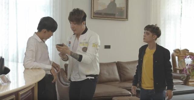 """""""Thầy giáo"""" Lâm Chấn Khang xuất hiệp kịp thời cứu """"hot girl ống nghiệm"""" khỏi tình huống nguy hiểm - ảnh 5"""