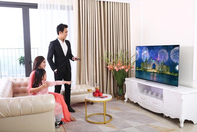 Sắm Tết không có lý do gì không mua TV OLED siêu mỏng - Ảnh 2.