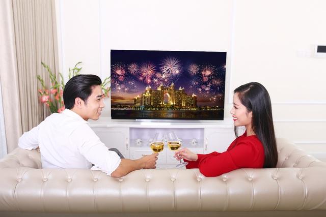 Sắm Tết không có lý do gì không mua TV OLED siêu mỏng - Ảnh 3.