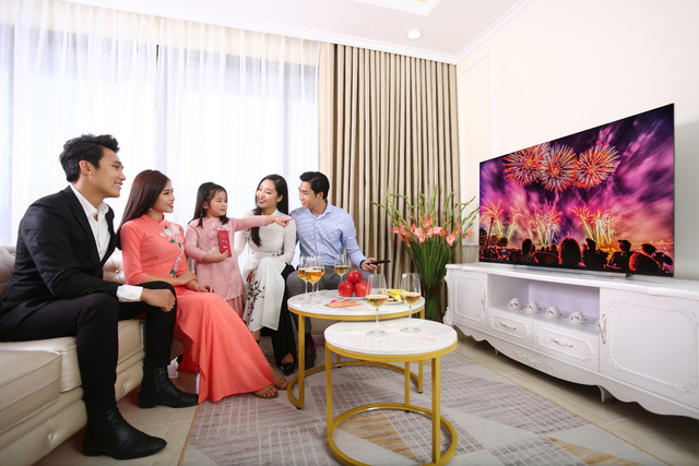 Sắm Tết không có lý do gì không mua TV OLED siêu mỏng - Ảnh 4.