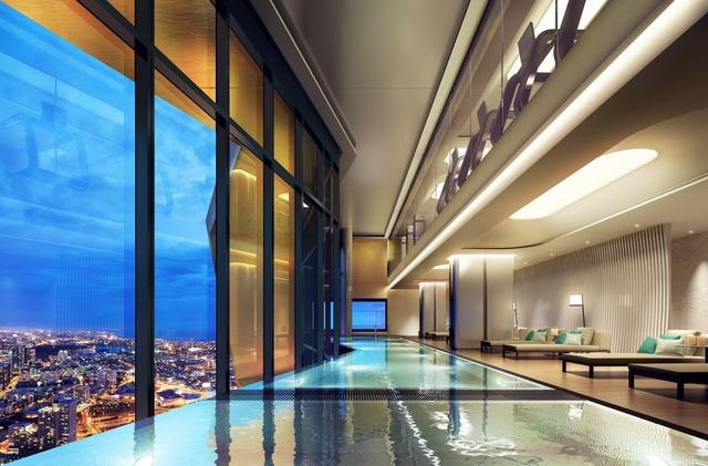 Chiêm ngưỡng căn hộ thực tế Australia 108 – Tòa căn hộ cao nhất Nam Bán Cầu - Ảnh 2.