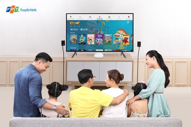 Truyền hình FPT đầu tư tổng thể về sản phẩm, dịch vụ và nội dung - Ảnh 2.