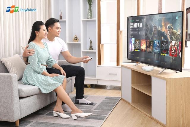 Truyền hình FPT đầu tư tổng thể về sản phẩm, dịch vụ và nội dung - Ảnh 3.