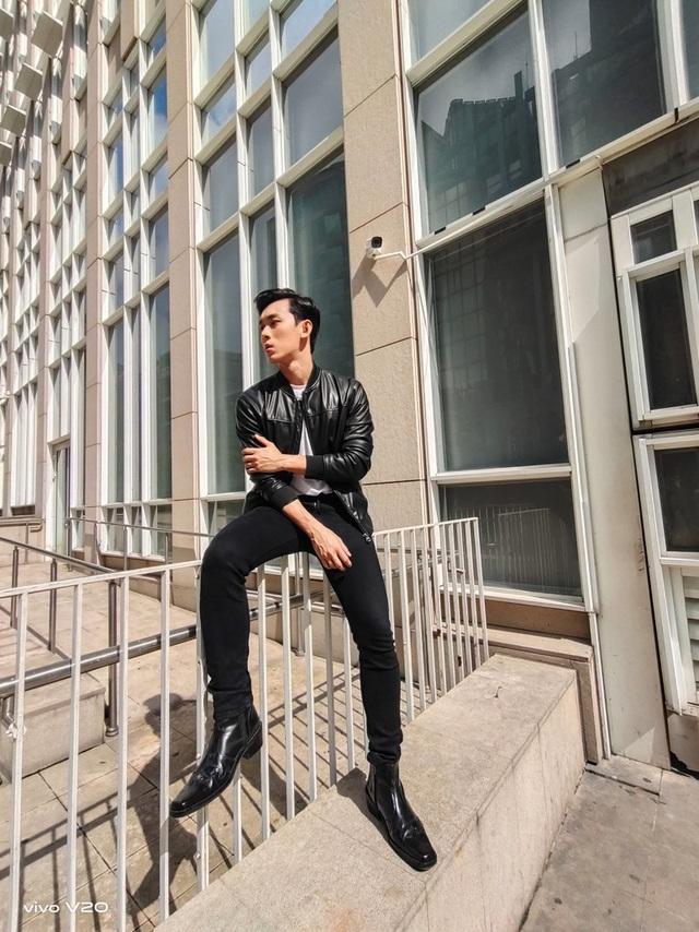 Chàng trai chung tình Khánh Ngô lột xác trong bộ ảnh mới - Ảnh 4.