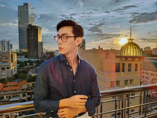 Chàng trai chung tình Khánh Ngô lột xác trong bộ ảnh mới - Ảnh 5.
