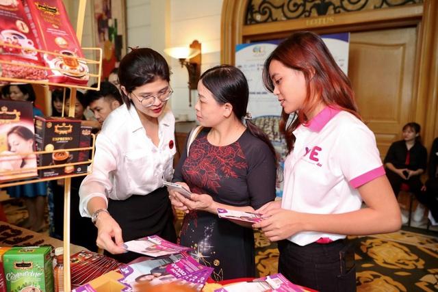 """Nữ tướng cà phê Lê Hoàng Diệp Thảo """"tiếp sức"""" cho chuỗi chương trình ngày hội Phụ nữ khởi nghiệp 13/10/2020 tại Hà Nội - Ảnh 2."""
