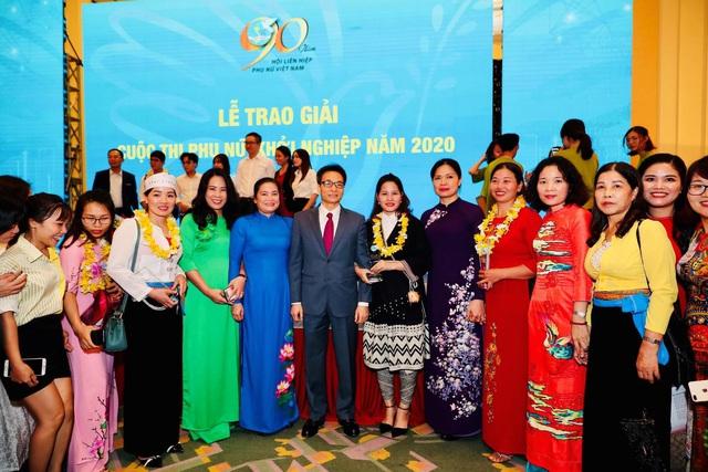 """Nữ tướng cà phê Lê Hoàng Diệp Thảo """"tiếp sức"""" cho chuỗi chương trình ngày hội Phụ nữ khởi nghiệp 13/10/2020 tại Hà Nội - Ảnh 3."""