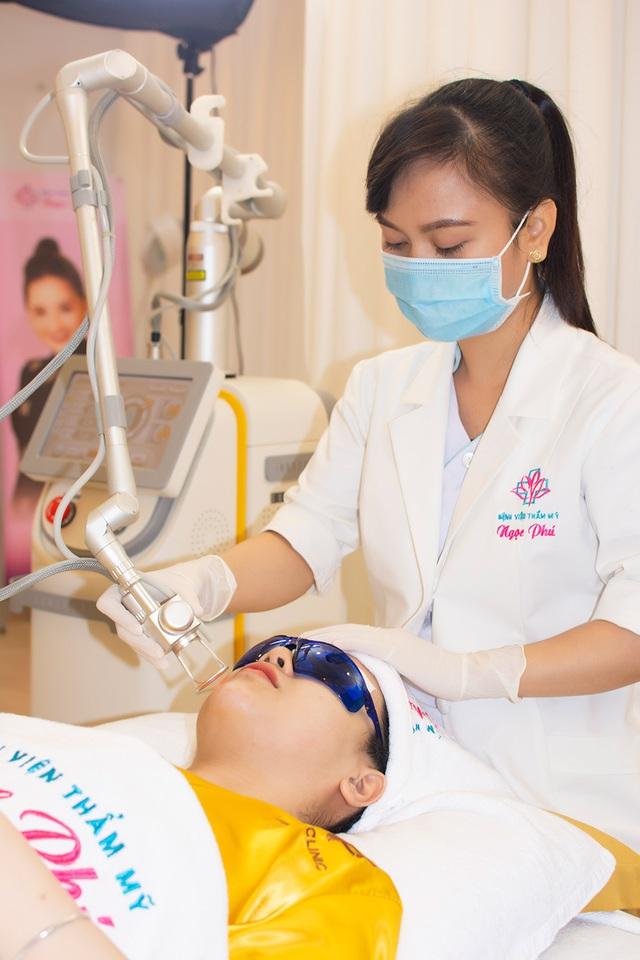 Bệnh viện Thẩm mỹ Ngọc Phú dành nhiều ưu đãi cho phái đẹp mừng ngày 20/10 - Ảnh 4.
