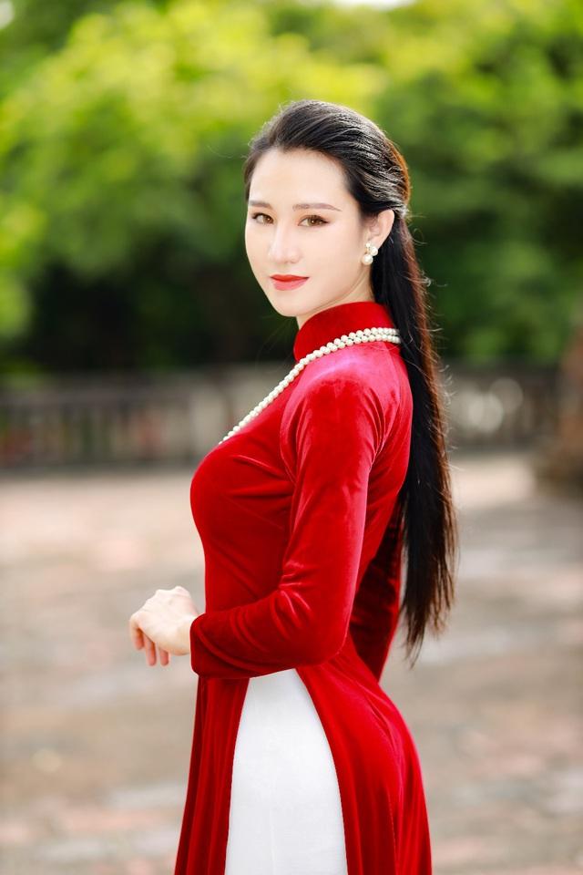 Hoa hậu Du lịch Phạm Lan Anh sống hết mình với ước mơ - Ảnh 1.