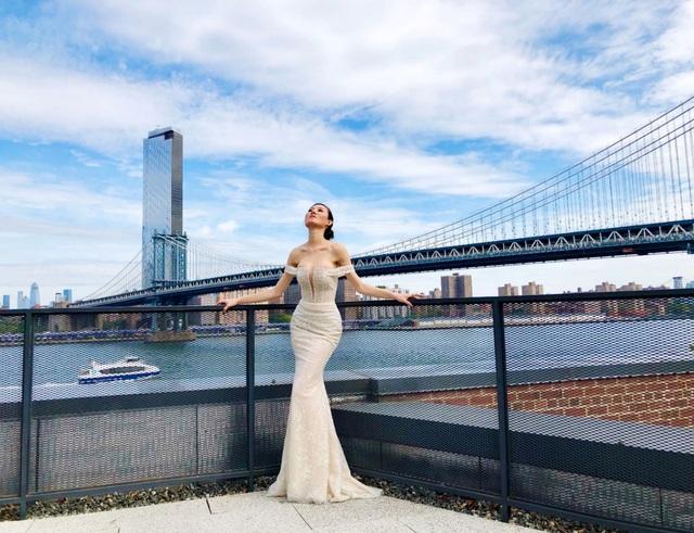 Hoa hậu Du lịch Phạm Lan Anh sống hết mình với ước mơ - Ảnh 7.
